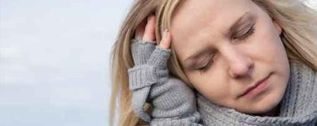 Chronische Kopf- und Gesichtsschmerzen -